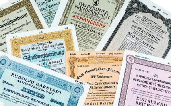 Секьюритизация ценных бумаг