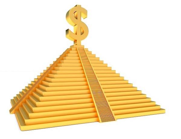заработок на финансовой пирамиде