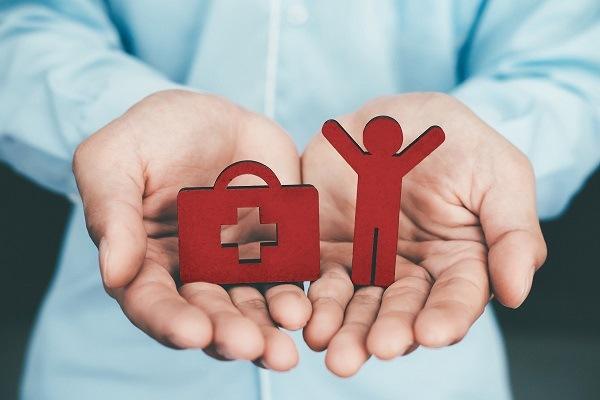 застраховать здоровье