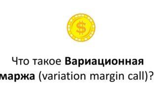 вариационная маржа
