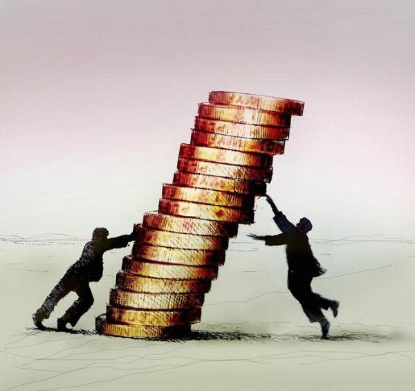 Что показывает коэффициент соотношения заемного и собственного капитала