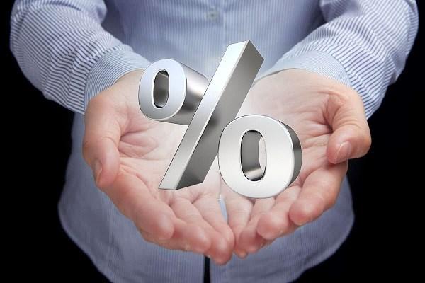 получить проценты