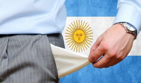 дефолт в Аргентине
